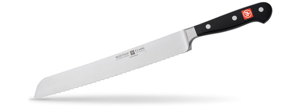 Wusthof Double-Serrated Bread Knife