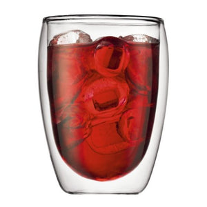 Bodum Pavina Double Wall, Set of 2, 12 oz