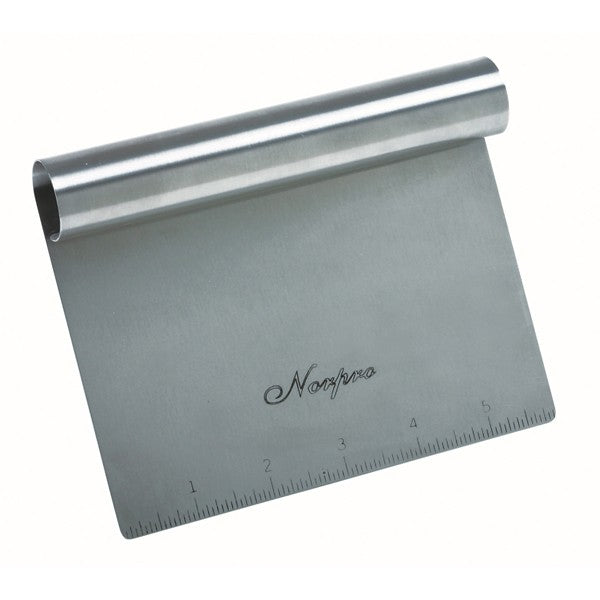 Norpro Stainless Bench Scraper