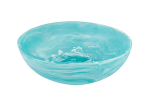 Nashi Wave Bowl Medium, Aqua