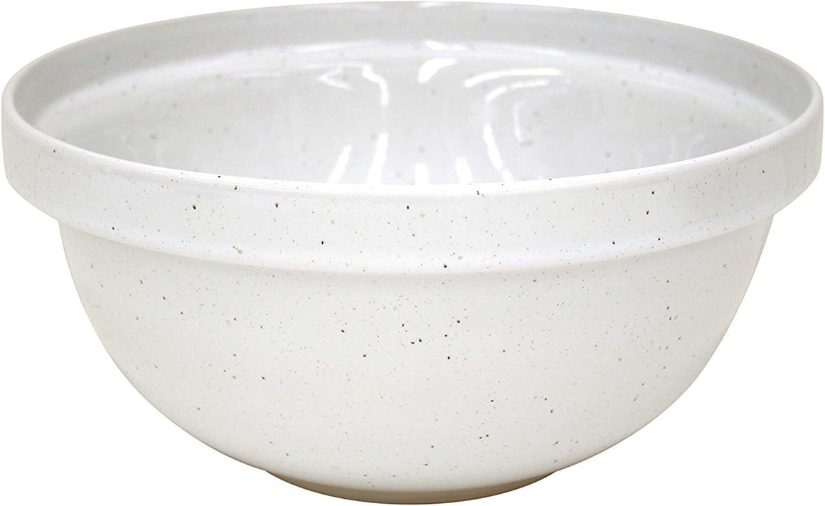 Casafina Friso Large Mixing  Bowl, White