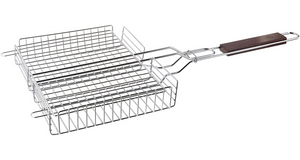 Chrome Grill Basket