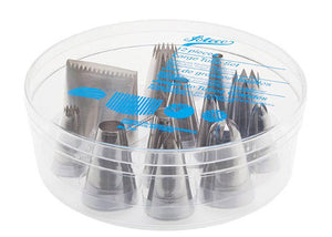 Ateco 12-Piece Large Tube Set