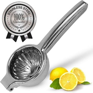 Norpro Stainless Steel Citrus Press Juicer
