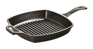 Lodge Square Grill Pan, 10.5""