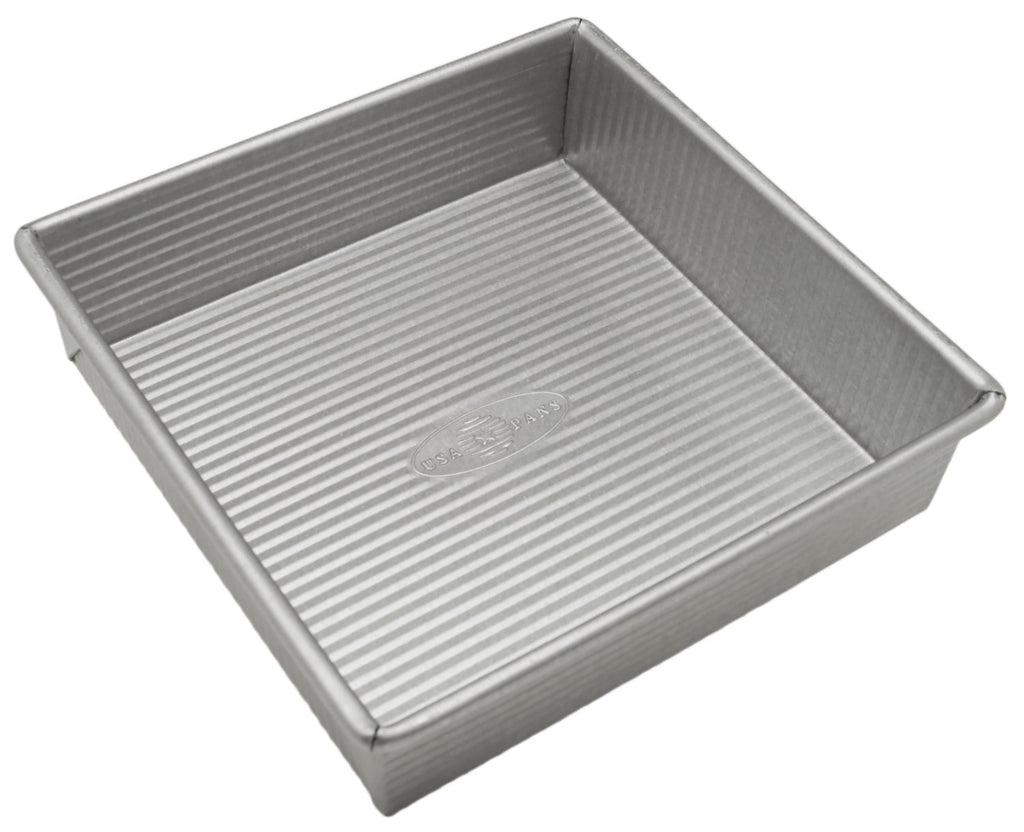 "USA Pan, Square Cake Pan, 8""x8"""
