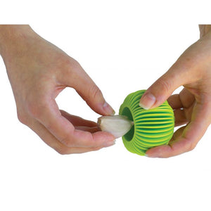 Garlic Peeler, Green