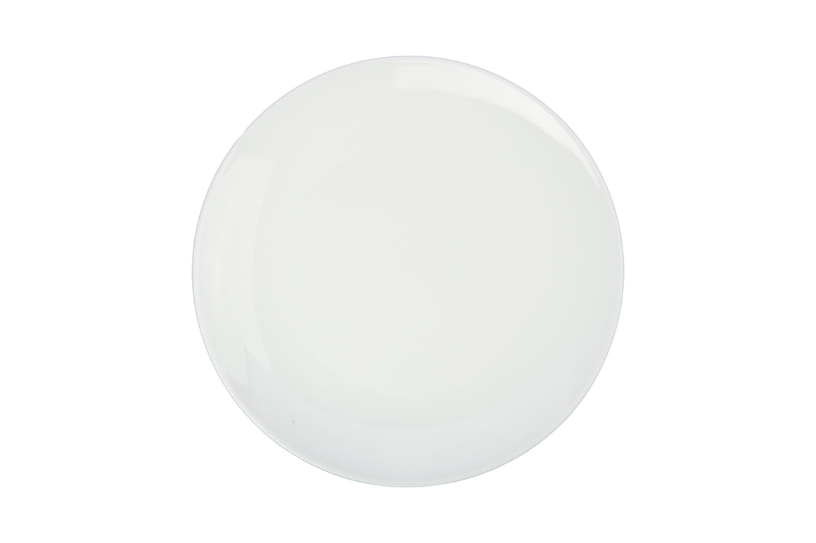 BIA Set of 4, Epoch Coupe Dinner Plate, 10.5""