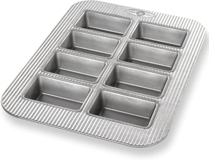 USA Pan 8-Well Mini Loaf Pan