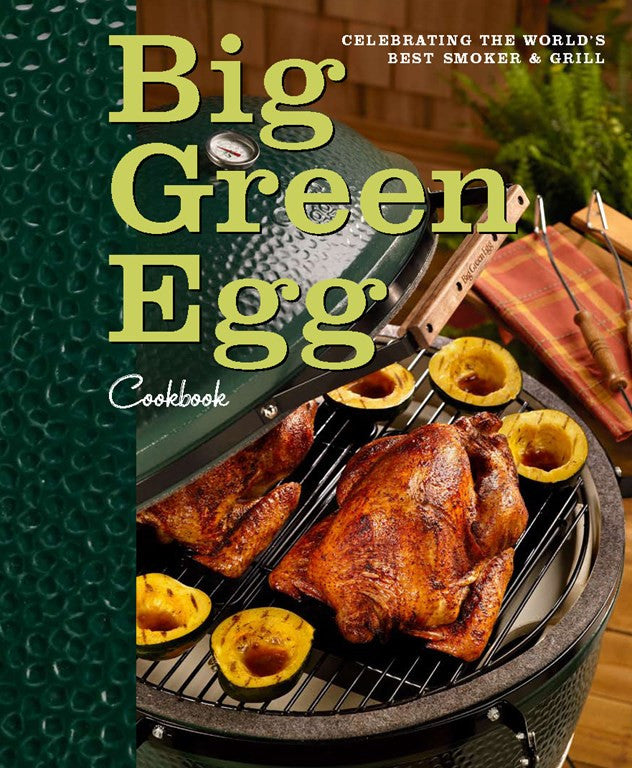 Big Green Egg Cookbook - MyToque - 1
