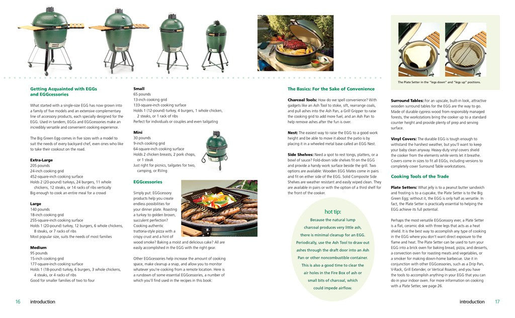 Big Green Egg Cookbook - MyToque - 4