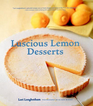 Luscious Lemon Deserts