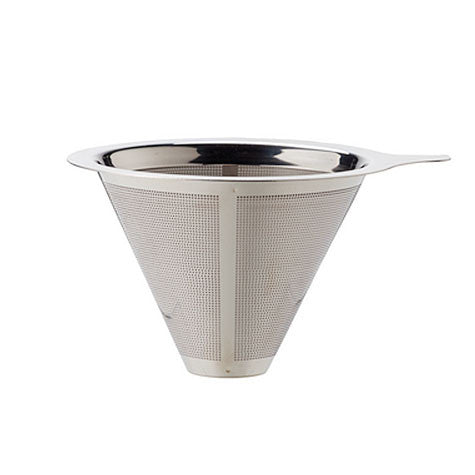 Pour Over Filter, Stainless Steel - MyToque
