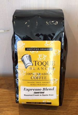 Espresso Toque Blanche Coffee Blend