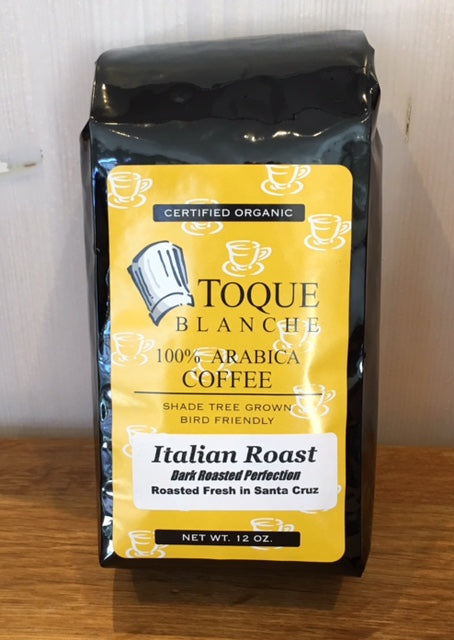 Italian Roast Toque Blanche Coffee