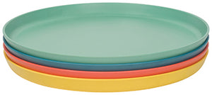 Now Design Fiesta Ecologie Plates, set of 4