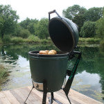 Big Green Egg, Medium