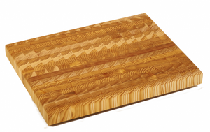 Larchwood End-Grain Cutting Board - MyToque - 2