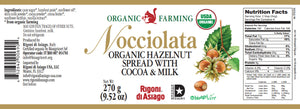 Nocciolata - Chocolate Hazelnut Spread