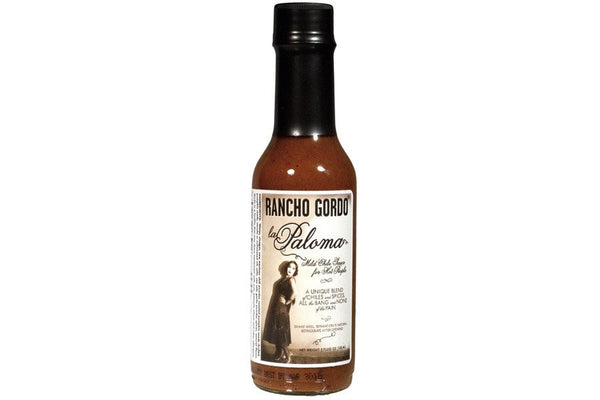 Rancho Gordo La Paloma Hot Sauce