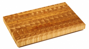 Larchwood End-Grain Cutting Board - MyToque - 1