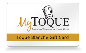 Toque Blanche Gift Cards