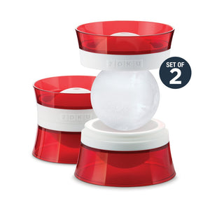 Zoku Ice Ball Molds, Set Of 2