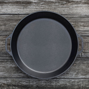 Lodge Dual Handle Grill Pan, 17""