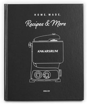 Ankarsrum New Recipe Book