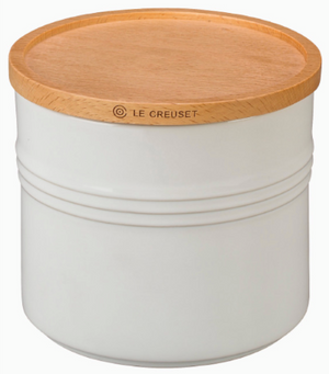 Le Creuset Storage Canister, White