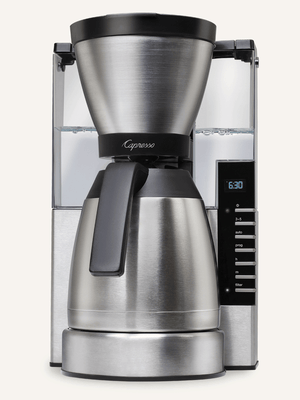 Capresso 10-Cup Rapid Brew Coffee Maker MT900