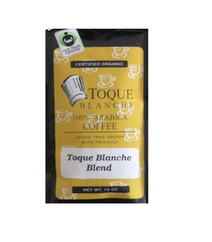 Outland Java Toque Blanche Coffee Blend - MyToque
