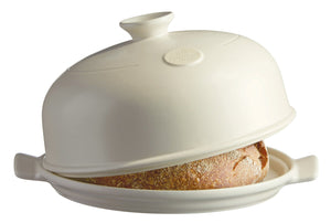 Emile Henry Bread Cloche, Linen - Backordered - Due End of June