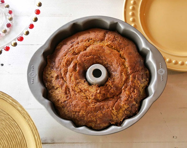 USA Pan Fluted Bundt Cake Pan