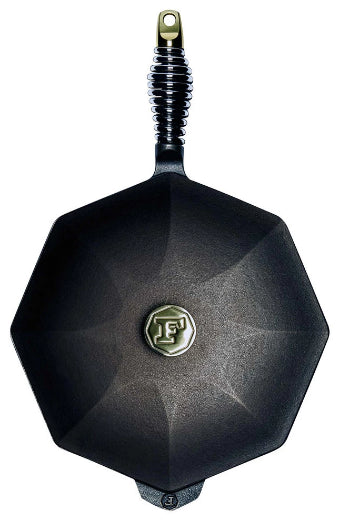 "Finex Cast Iron Skillet with Lid (10""-12"") - MyToque - 1"