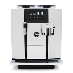 JURA GIGA 6 AUTOMATIC ESPRESSO MACHINE, ALUMINUM (SHIPS IN 3-5 DAYS)