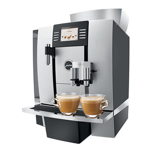 JURA GIGA W3 AUTOMATIC ESPRESSO MACHINE, ALUMINUM - Backordered - Ships in April!