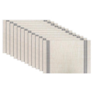 Ritz Placemat Stripe