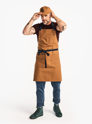 Hedley & Bennett Essential Canvas Apron, Denver