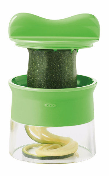 OXO Hand-Held Spiralizer - MyToque