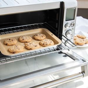 Nordicware Toaster Oven Baking Sheet