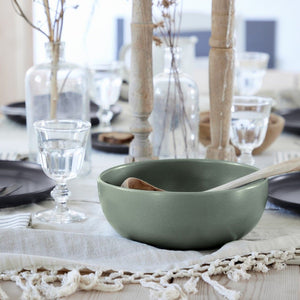 Casafina Pacifica Serving Bowl, Artichoke