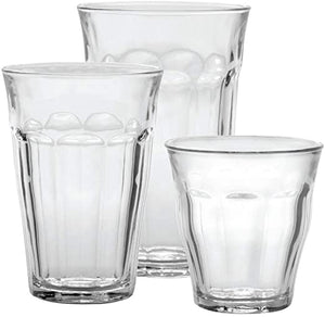 Duralex Picardie Tumblers, Set of 4