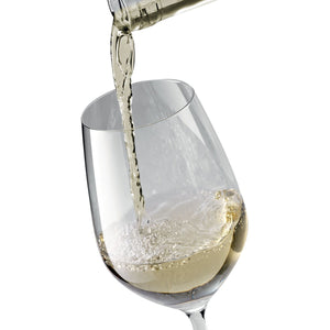 PREDICAT Burgundy White Wine Glass, Set of 6, 13.6 Oz.
