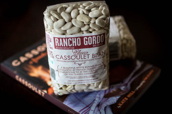Rancho Gordo Cassoulet Gift Box