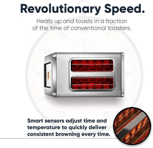 Revolution Cooking R180 High-Speed Smart Toaster