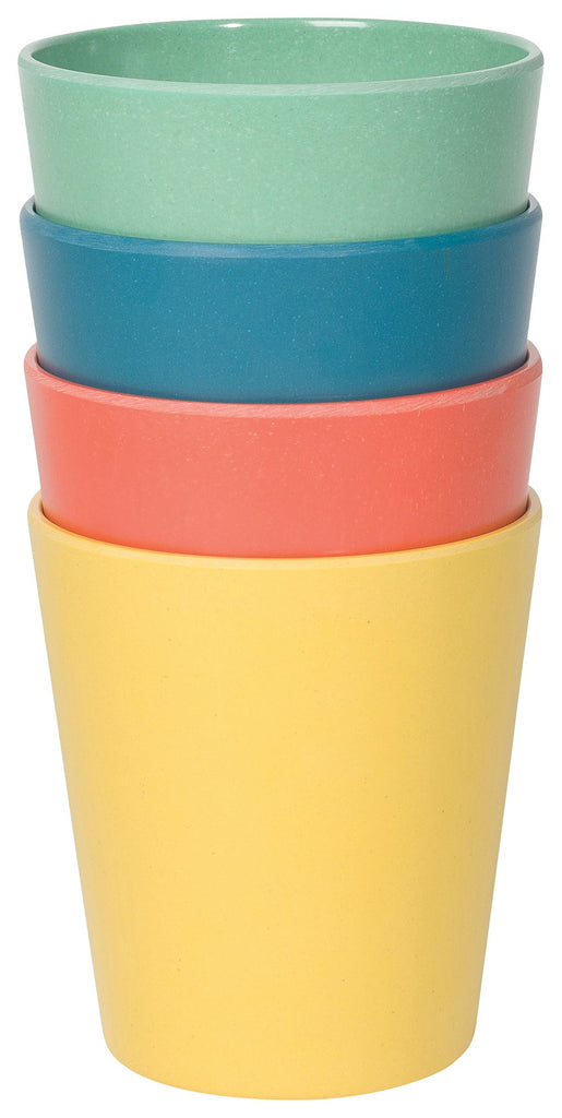 Now Design Fiesta Ecologie Cups, set of 4 (9 oz)