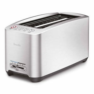 Breville Die-Cast Smart 4 Slot Toaster