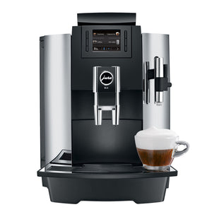 JURA WE8 AUTOMATIC ESPRESSO MACHINE, CHROME - Backordered - Ships in April!
