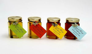 Carmel Honey Company 4-Pack Varietal Sampler